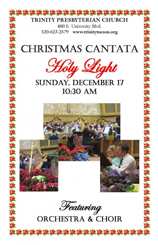 2017 POSTER Cantata