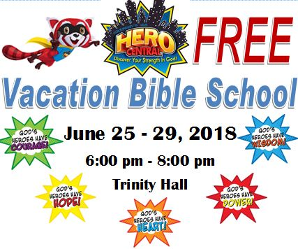 VBS Dates