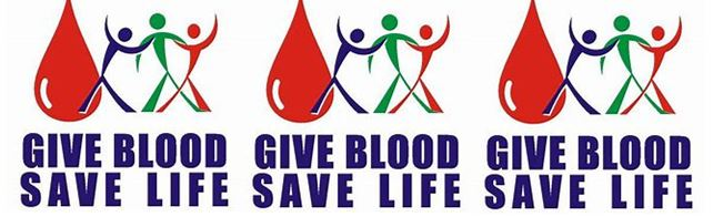 give blood banner