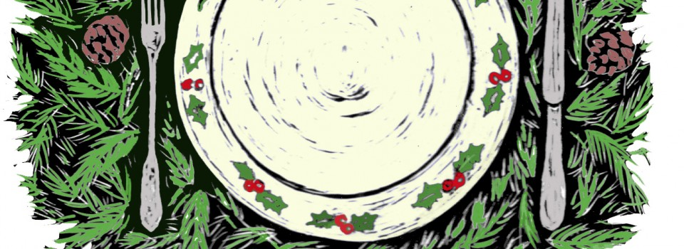 Christmas dinnr13c